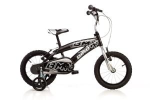 BMX Kinderfahrrad von Dino für Kinder ab 3 Jahren