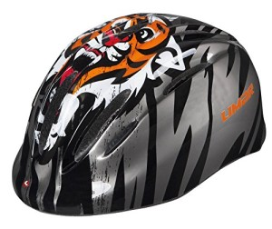Fahrradhelm - Limar 149 Kids Gr. M (50-57cm) Tiger schwarz