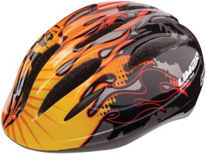 Fahrradhelm – Limar Superlight 242 Kids - Dragon Flame
